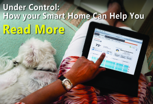 What your smart home can do for you
