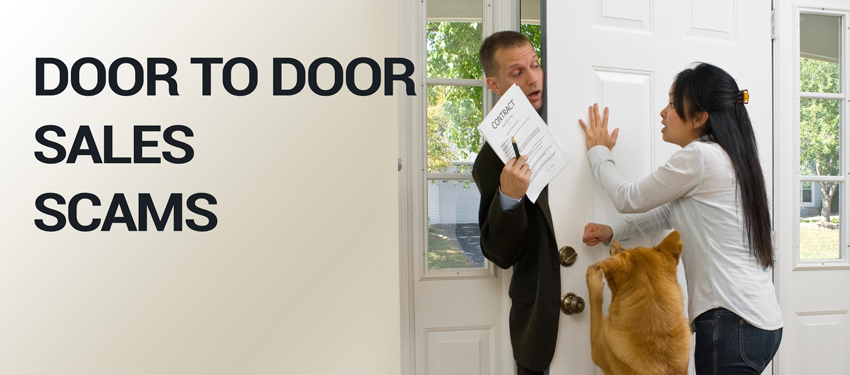 door to door sales In today's rapid pace world, shopping at home can be both convenient and timesaving and for many older adults, stay-at-home parents, or shut-ins, it may be the only convenient way to shop.
