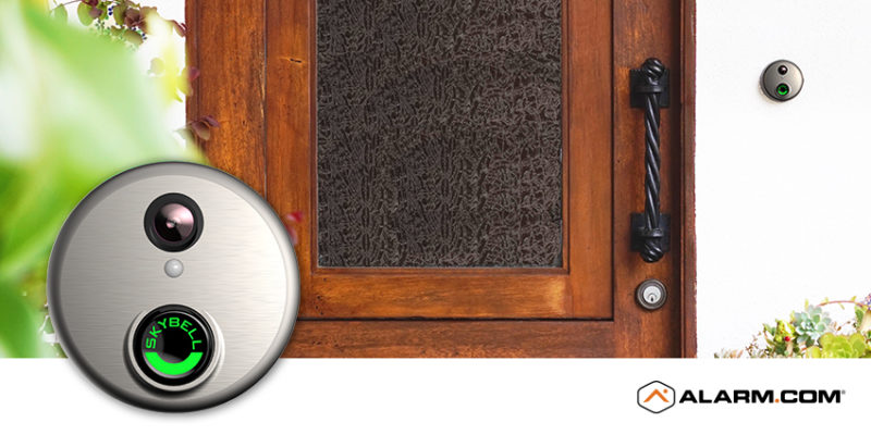 Once installed, the smart doorbell also becomes a smart home security camera, able to record and send you motion-detected or doorbell-activated clips,